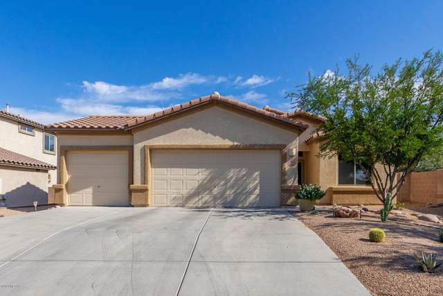 8720 N Finfrock Drive, Tucson, AZ 85743 (#22026702) :: Long Realty - The Vallee Gold Team