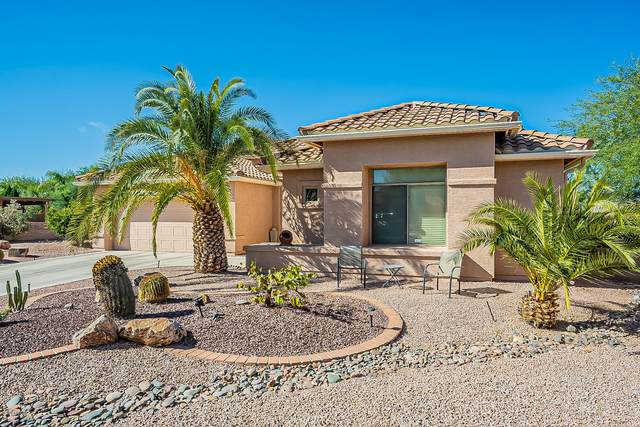 1623 N Rush Creek Court, Green Valley, AZ 85614 (#22026712) :: Kino Abrams brokered by Tierra Antigua Realty