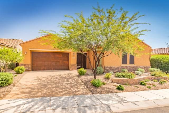 12498 N Golden Mirror Drive, Marana, AZ 85658 (#22026719) :: Tucson Real Estate Group