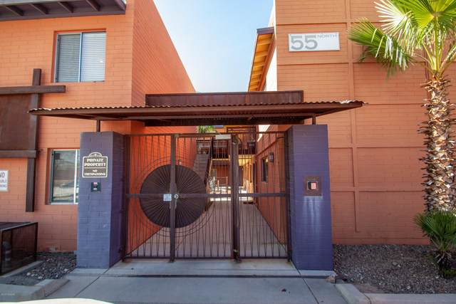 55 N Cherry Avenue #114, Tucson, AZ 85719 (#22026741) :: The Local Real Estate Group | Realty Executives