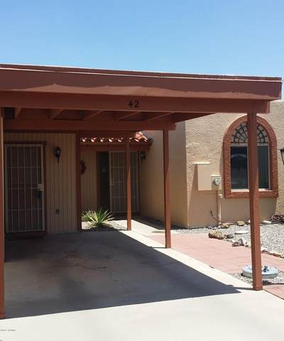 42 W Calle Del Chancero, Green Valley, AZ 85614 (#22026742) :: Tucson Real Estate Group