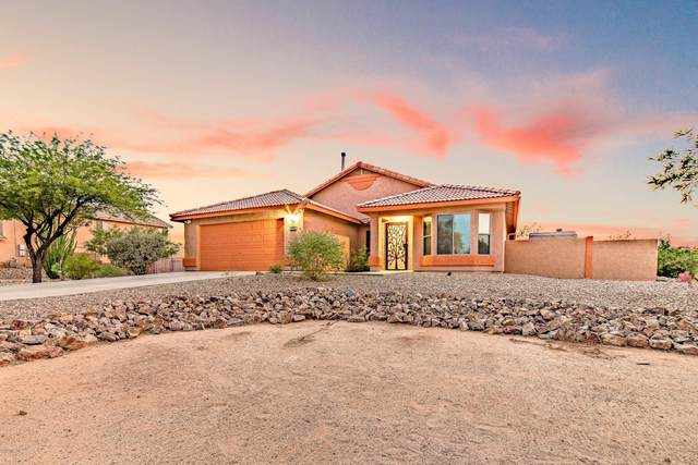 6660 S Star Ridge Place, Tucson, AZ 85757 (#22026745) :: The Local Real Estate Group | Realty Executives