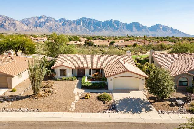 1416 E Mule Train Drive, Oro Valley, AZ 85755 (#22026746) :: Tucson Real Estate Group
