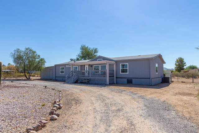 11541 W Magee Road, Tucson, AZ 85743 (#22026747) :: The Local Real Estate Group | Realty Executives