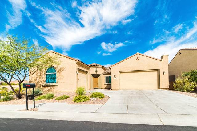 14073 N Bright Angel, Marana, AZ 85658 (MLS #22026755) :: The Property Partners at eXp Realty