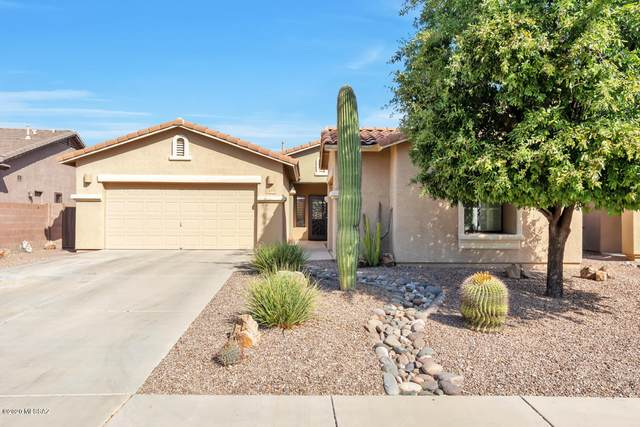 7494 W Crimson Sky Drive, Tucson, AZ 85743 (#22026777) :: Kino Abrams brokered by Tierra Antigua Realty