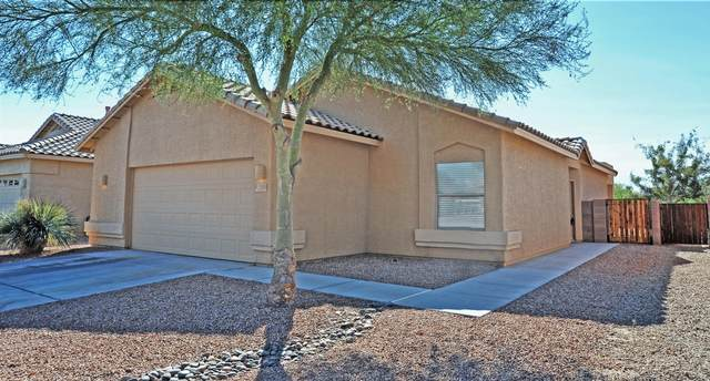 12969 N Pocatella Drive, Marana, AZ 85653 (MLS #22026779) :: The Property Partners at eXp Realty