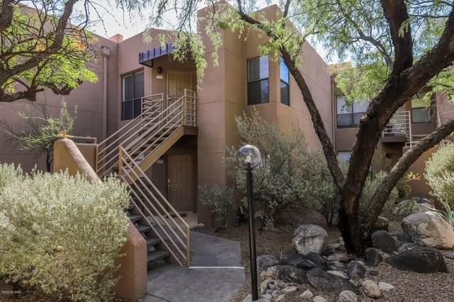 6655 N Canyon Crest Drive #13275, Tucson, AZ 85750 (#22026786) :: Tucson Property Executives