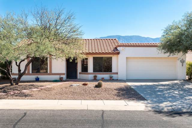 14400 N Crown Point Drive, Oro Valley, AZ 85755 (#22026811) :: Tucson Real Estate Group