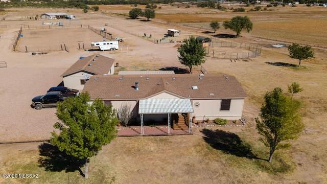 1527 N Sunset Vista Lane, Benson, AZ 85602 (#22026812) :: Long Realty - The Vallee Gold Team