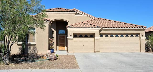 15001 N Rugged Lark Drive, Tucson, AZ 85739 (#22026819) :: The Local Real Estate Group | Realty Executives