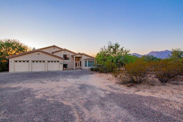 3255 N Cottontail Circle, Tucson, AZ 85749 (#22026824) :: The Local Real Estate Group | Realty Executives