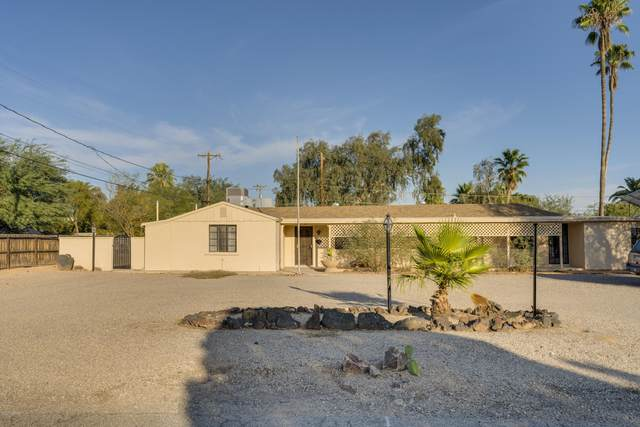 321 S Irving Avenue, Tucson, AZ 85711 (#22026827) :: Gateway Partners