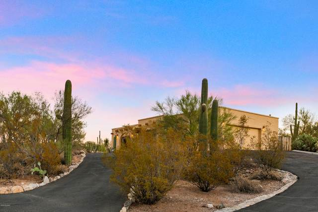 1350 E Via Soledad, Tucson, AZ 85718 (#22026834) :: AZ Power Team | RE/MAX Results