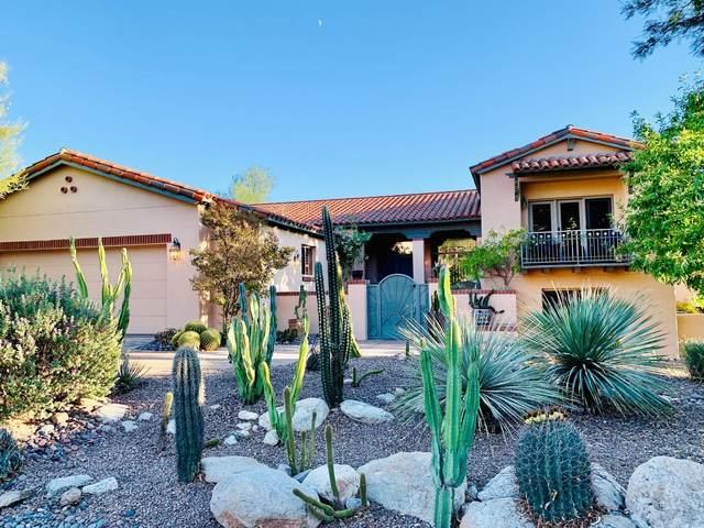 6464 N Desert Breeze Court, Tucson, AZ 85750 (#22026839) :: Long Realty - The Vallee Gold Team