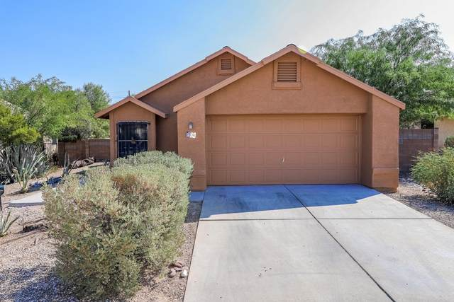 1342 N Amberbrooke Avenue, Tucson, AZ 85745 (#22026841) :: Gateway Partners