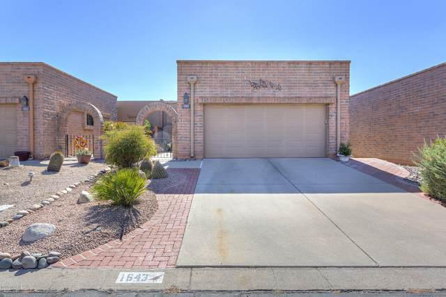 1643 W Calle Del Grajo, Green Valley, AZ 85622 (#22026842) :: The Local Real Estate Group | Realty Executives