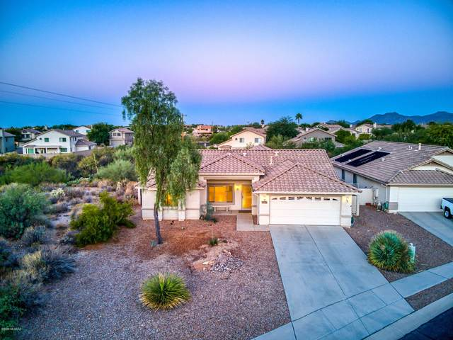 12813 N Pioneer Way, Oro Valley, AZ 85755 (#22026856) :: Tucson Property Executives