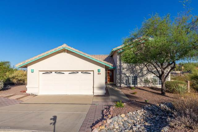 1580 W Sunset Ridge Place, Tucson, AZ 85704 (#22026864) :: Tucson Property Executives