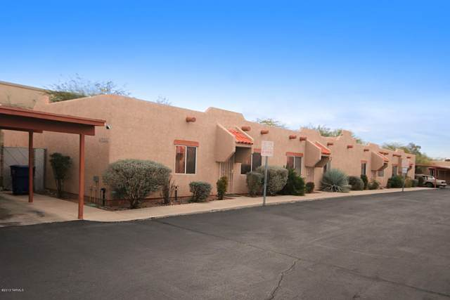 4028 E Fairmount Street #10, Tucson, AZ 85712 (#22026868) :: Tucson Real Estate Group
