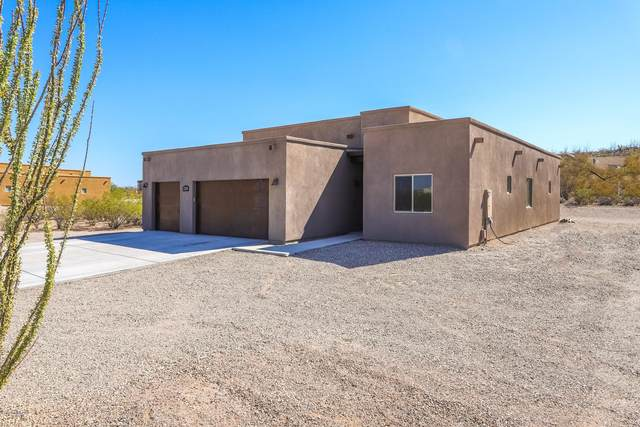 13790 E Dawn Drive, Vail, AZ 85641 (#22026878) :: Kino Abrams brokered by Tierra Antigua Realty