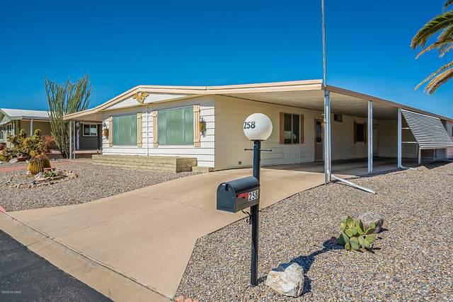 258 W Rosa Drive, Green Valley, AZ 85614 (#22026899) :: AZ Power Team | RE/MAX Results