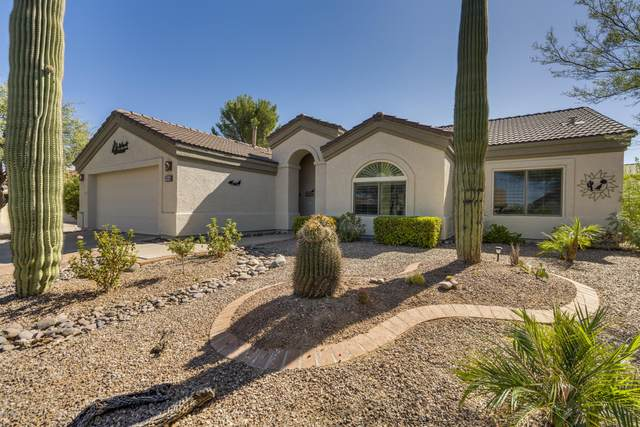 1956 E Cliff Swallow Trail, Green Valley, AZ 85614 (#22026912) :: Kino Abrams brokered by Tierra Antigua Realty