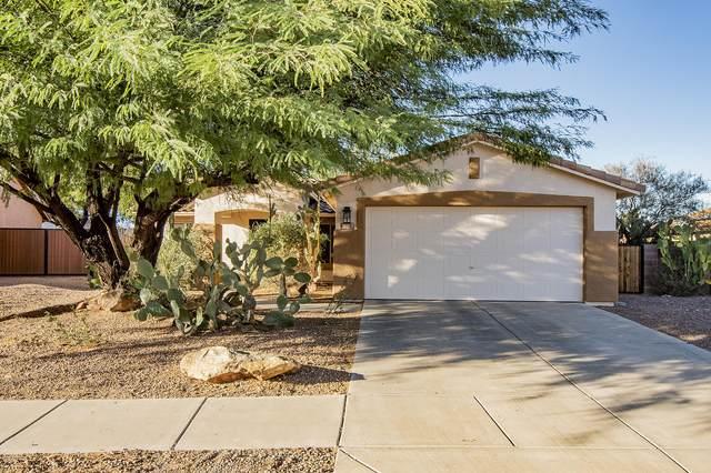2522 W Brandy Crest Drive Drive, Tucson, AZ 85713 (#22026924) :: Gateway Partners
