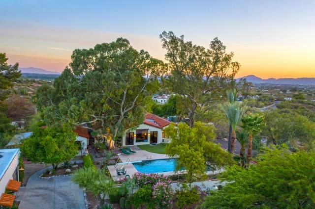 5210 N Camino Real, Tucson, AZ 85718 (#22026931) :: Tucson Real Estate Group