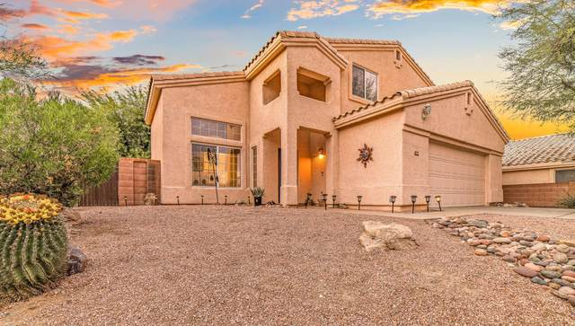 1080 W Possum Creek Lane, Oro Valley, AZ 85737 (#22026932) :: The Local Real Estate Group | Realty Executives