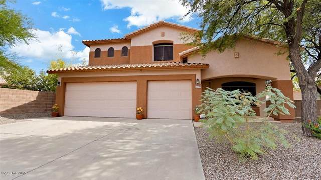 3542 N Banner Mine Drive, Tucson, AZ 85745 (#22026950) :: Gateway Partners