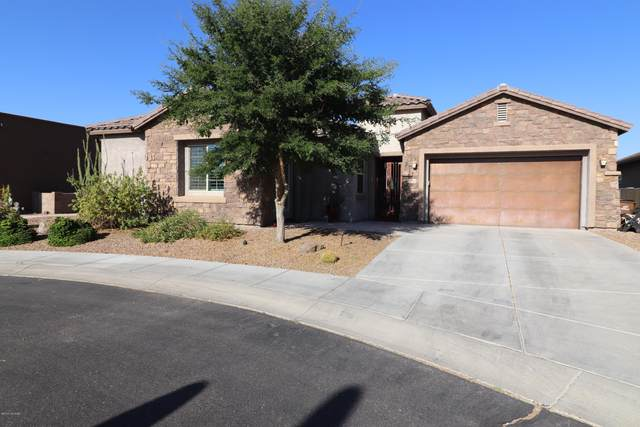 12465 N Golden Mirror Drive, Marana, AZ 85658 (#22026952) :: Kino Abrams brokered by Tierra Antigua Realty