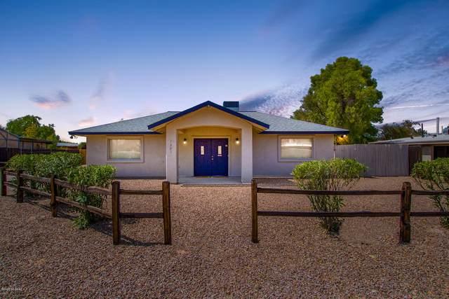 1901 N Rosemont Boulevard, Tucson, AZ 85712 (#22026989) :: Tucson Property Executives