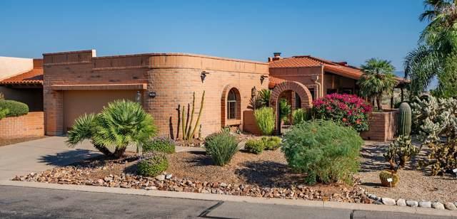 4170 Cam Ferreo, Tucson, AZ 85750 (#22027001) :: Gateway Partners