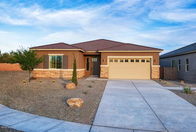 8028 N Purple Aster Place, Tucson, AZ 85741 (#22027003) :: Tucson Property Executives