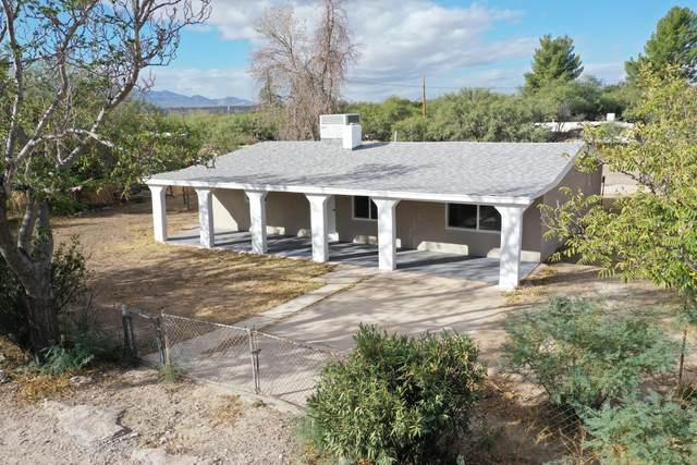 1422 N Mulberry Lane, Benson, AZ 85602 (#22027016) :: Long Realty - The Vallee Gold Team