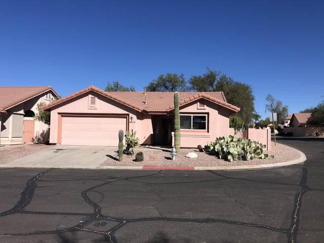 3700 W Hideout Trail, Tucson, AZ 85742 (#22027020) :: Gateway Partners