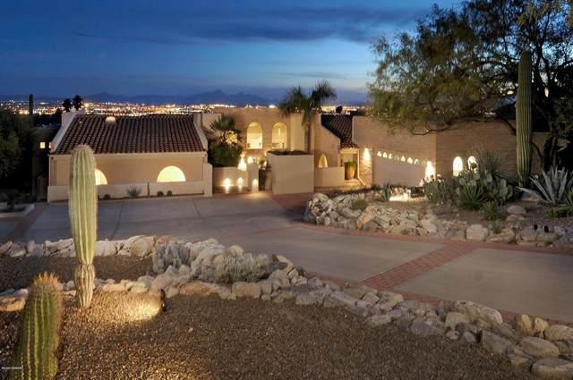 6912 N Gleneagles Drive, Tucson, AZ 85718 (#22027027) :: Gateway Partners