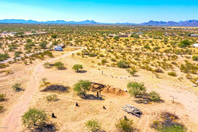 16045 W Orange Grove Road, Marana, AZ 85653 (#22027036) :: Kino Abrams brokered by Tierra Antigua Realty