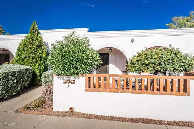 436 S Paseo Cerro C, Green Valley, AZ 85614 (#22027047) :: The Local Real Estate Group | Realty Executives
