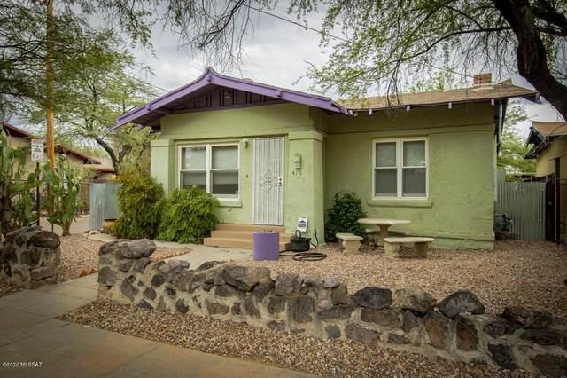 416 E 16Th Street, Tucson, AZ 85701 (#22027051) :: Kino Abrams brokered by Tierra Antigua Realty