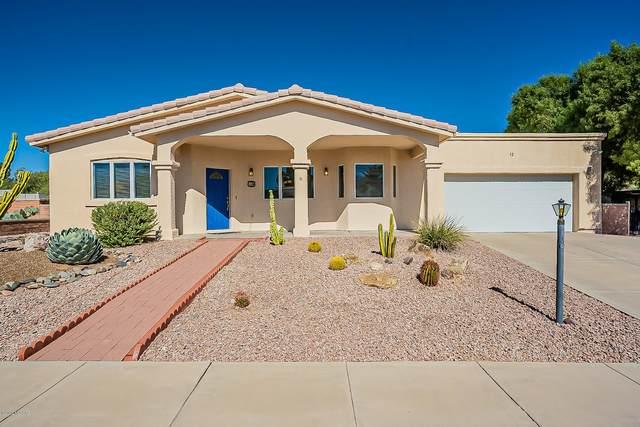 12 W Calle Melendrez, Green Valley, AZ 85614 (#22027070) :: The Local Real Estate Group | Realty Executives