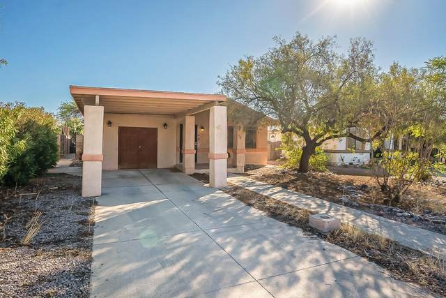2328 E 17th Street, Tucson, AZ 85719 (#22027082) :: Gateway Partners
