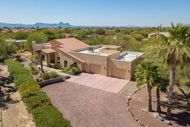 2820 W Oasis Road, Tucson, AZ 85742 (#22027093) :: Kino Abrams brokered by Tierra Antigua Realty