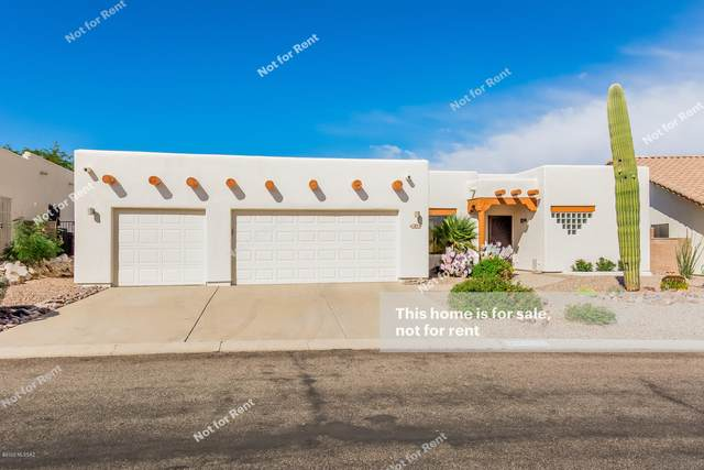 1875 E Andromeda Place, Tucson, AZ 85737 (#22027128) :: The Local Real Estate Group | Realty Executives