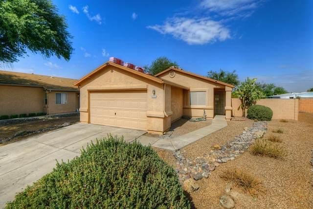 3522 W Ethan Crossing Lane, Tucson, AZ 85741 (#22027129) :: Keller Williams