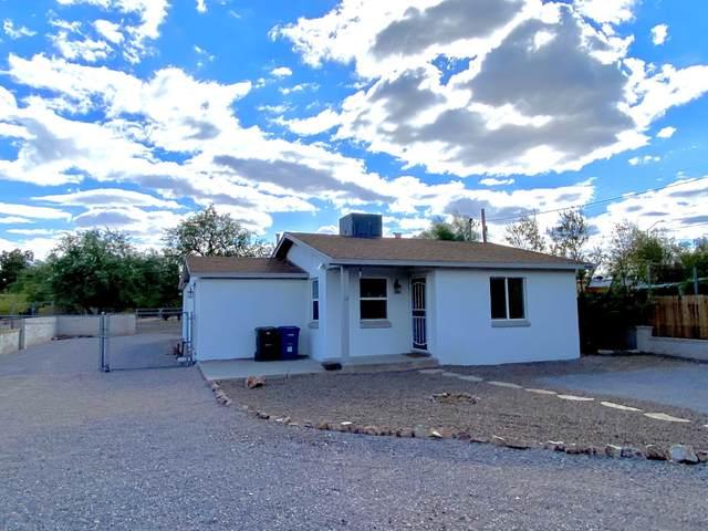 1314 E Hedrick Drive, Tucson, AZ 85719 (#22027133) :: Long Realty - The Vallee Gold Team