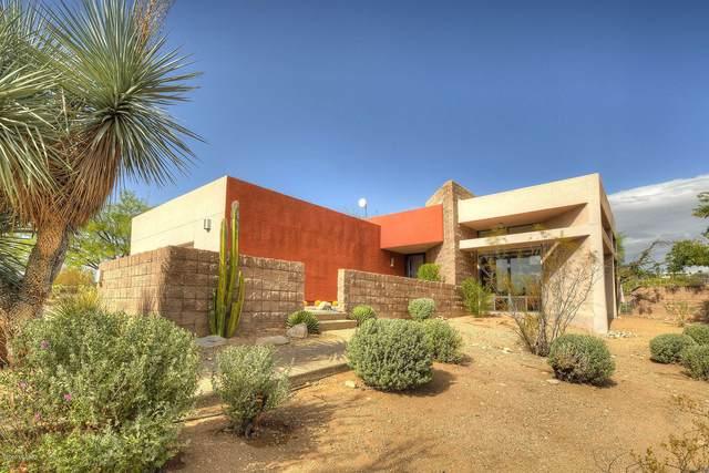 3620 N Calle Agua Verde, Tucson, AZ 85750 (#22027134) :: Gateway Partners