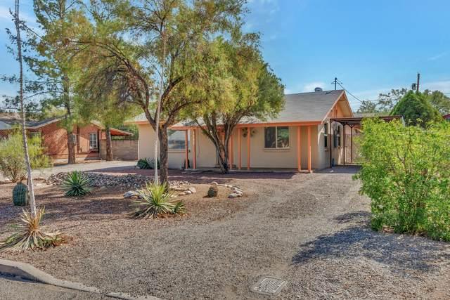 1280 E Allen, Tucson, AZ 85719 (#22027158) :: Long Realty - The Vallee Gold Team