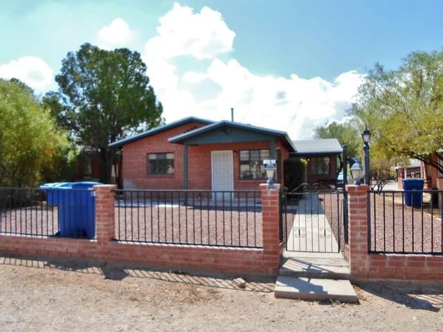 2134 E 1st Street, Tucson, AZ 85719 (#22027170) :: Tucson Property Executives